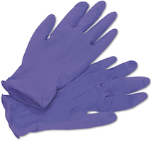 Nitrile Powder Free Gloves in sizes S,M,L, XL